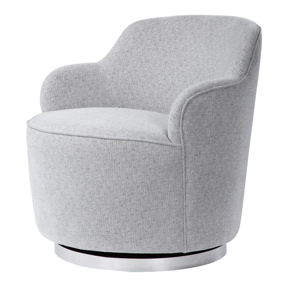 Uttermost Company - Hobart Casual Swivel Chair