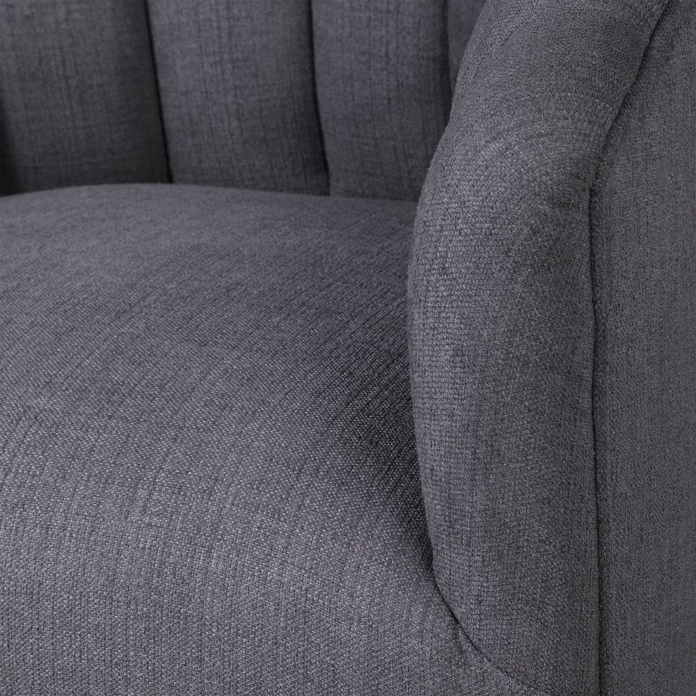 Uttermost Company - Cuthbert Modern Swivel Chair