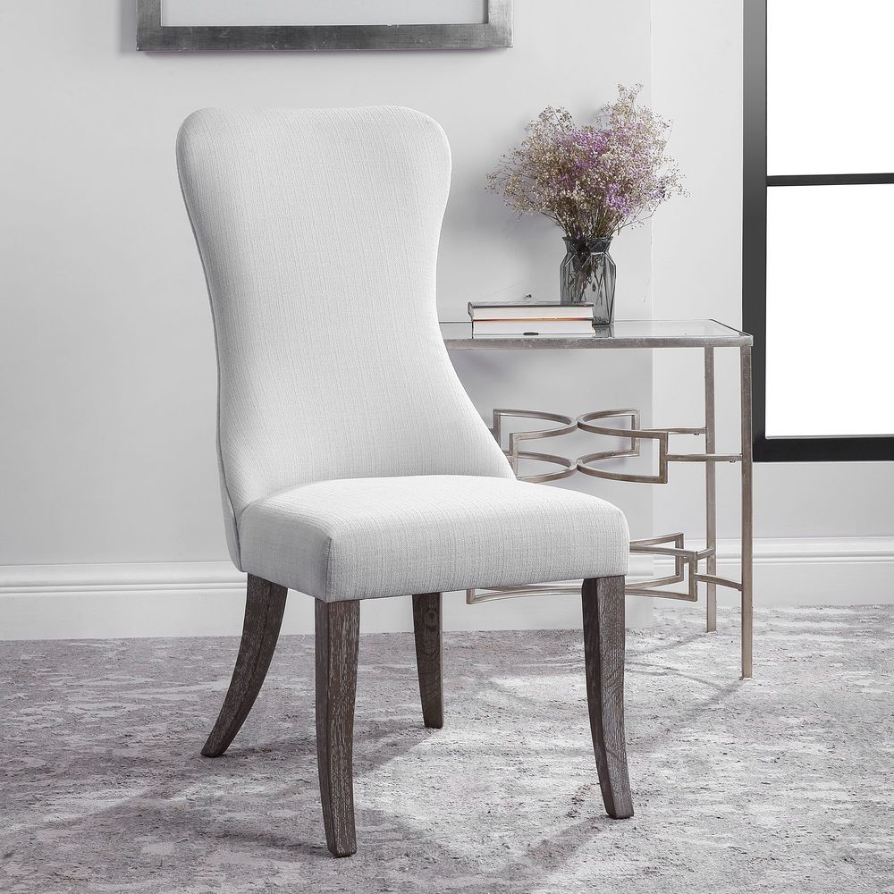 Uttermost Company - Caledonia Armless Chair