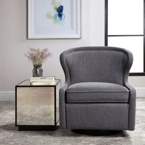 Thumbnail of Uttermost Company - Biscay Swivel Chair