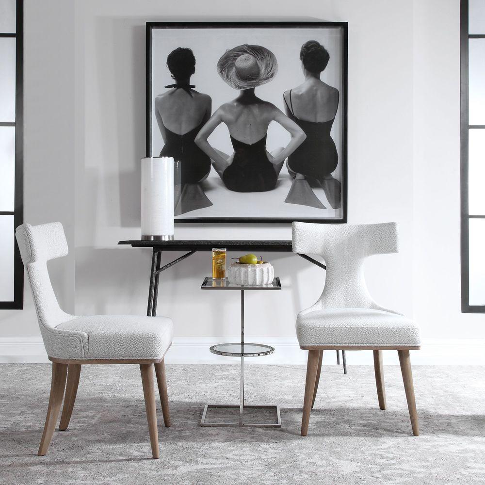 Uttermost Company - Klismos Accent Chair