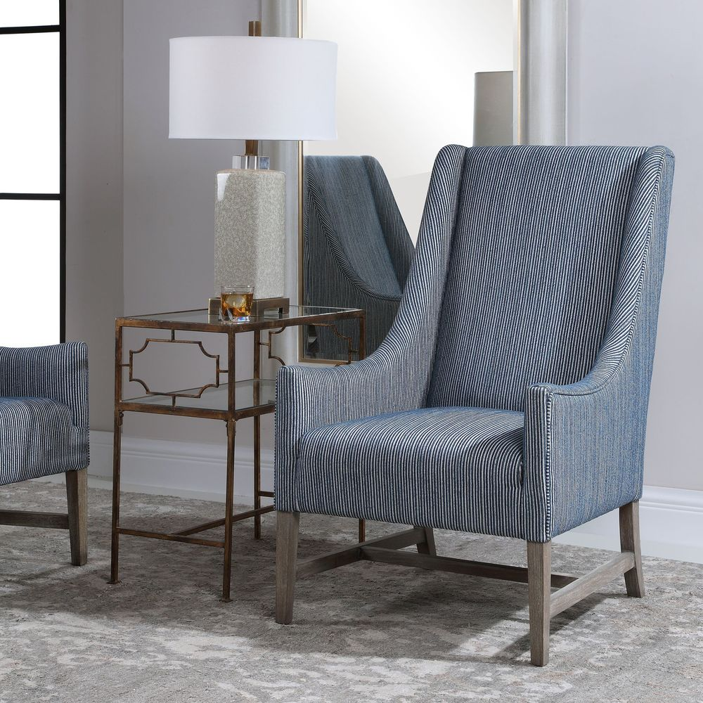 Uttermost Company - Galiot Accent Chair