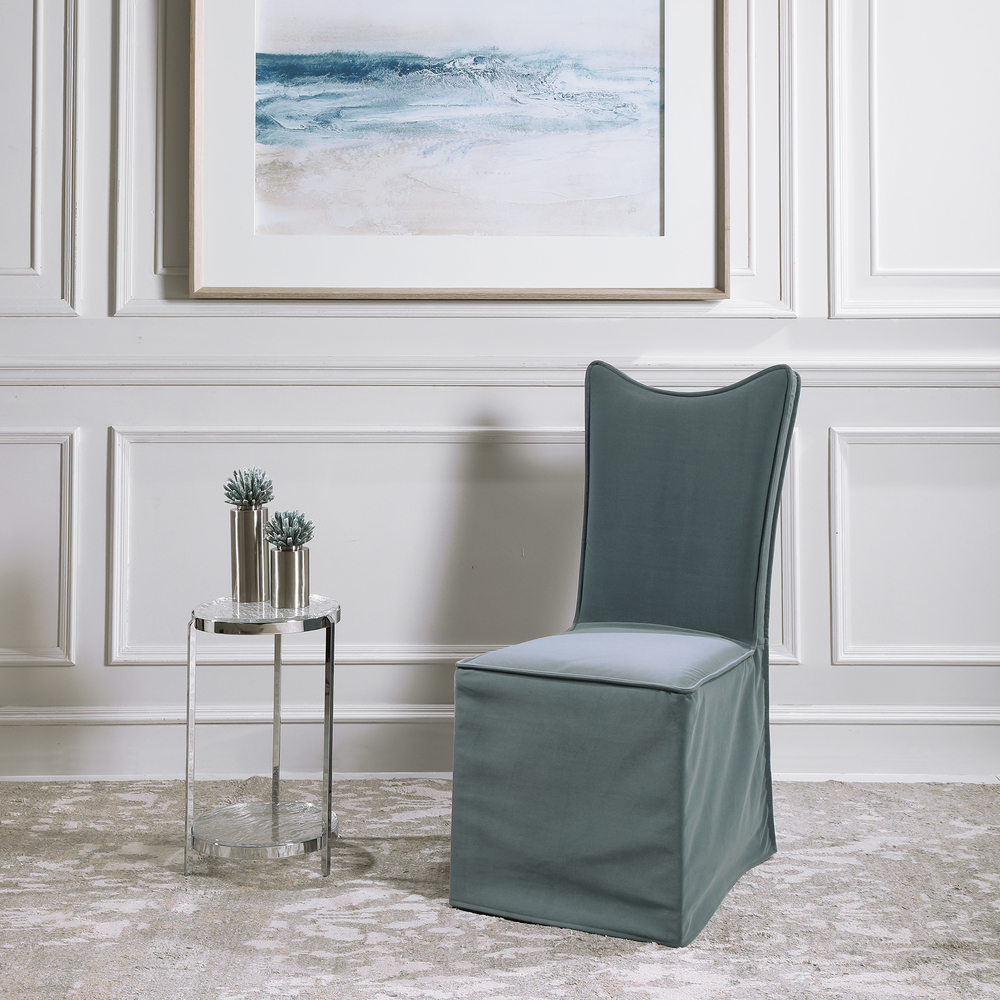 Uttermost Company - Delroy Armless Chairs