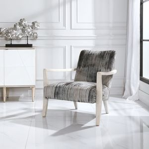 Thumbnail of Uttermost Company - Watercolor Accent Chair