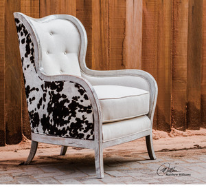 Thumbnail of Uttermost Company - Chalina Arm Chair
