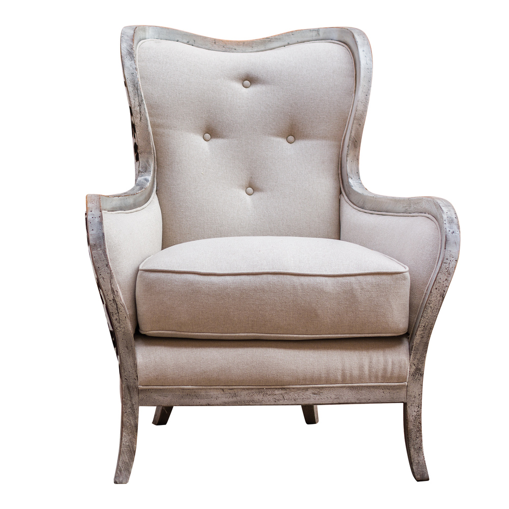 Uttermost Company - Chalina Arm Chair