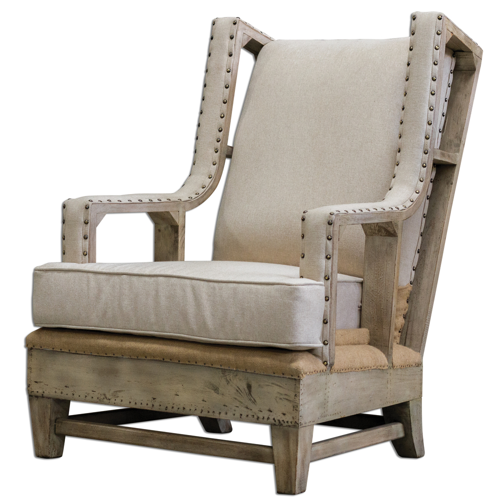 Uttermost Company - Schafer Arm Chair