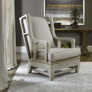 Thumbnail of Uttermost Company - Schafer Arm Chair