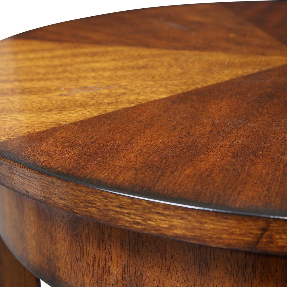 Uttermost Company - Carmel Round Lamp Table