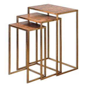 Thumbnail of Uttermost Company - Copres Nesting Tables, Set/3