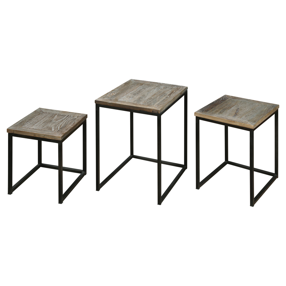 Uttermost Company - Bomani Nesting Tables, Set/3