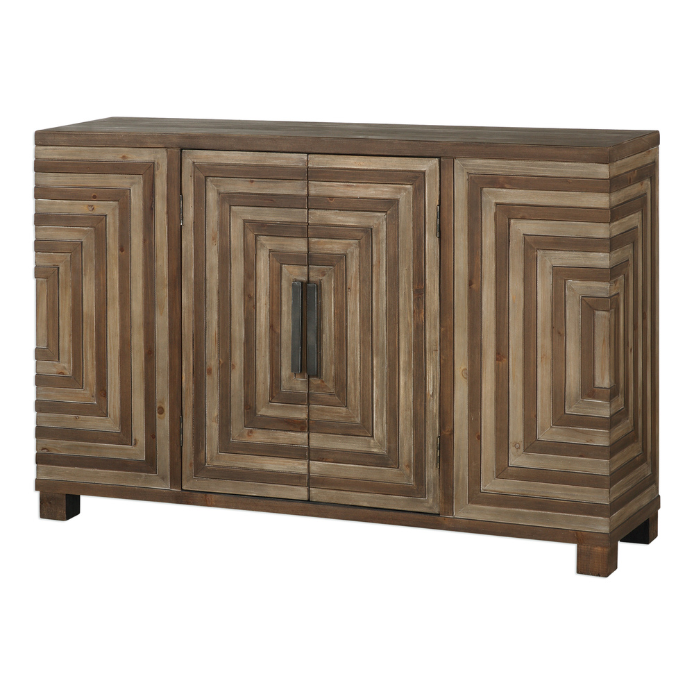 Uttermost Company - Layton Console Cabinet