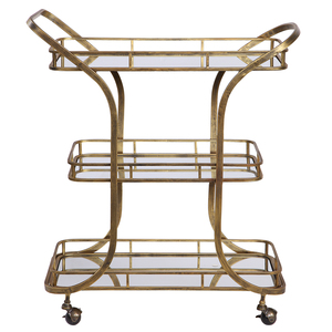 Thumbnail of Uttermost Company - Stassi Serving Cart