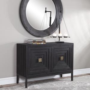 Thumbnail of Uttermost Company - Aiken Dark Walnut Two Door Cabinet