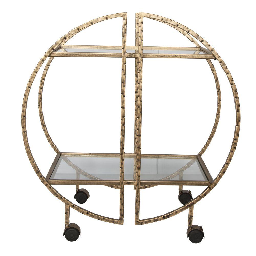Uttermost Company - Zelina Bar Cart