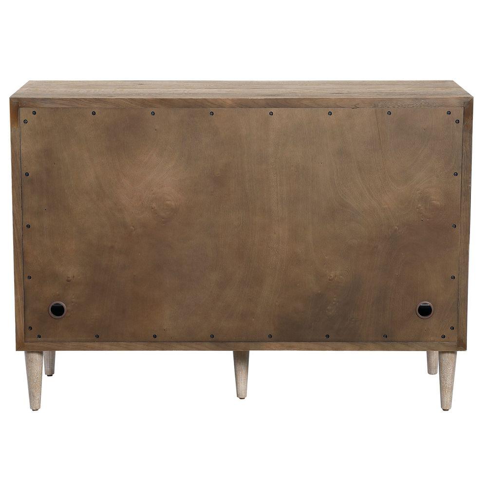 Uttermost Company - Dani Four Door Cabinet