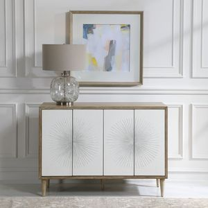 Thumbnail of Uttermost Company - Dani Four Door Cabinet