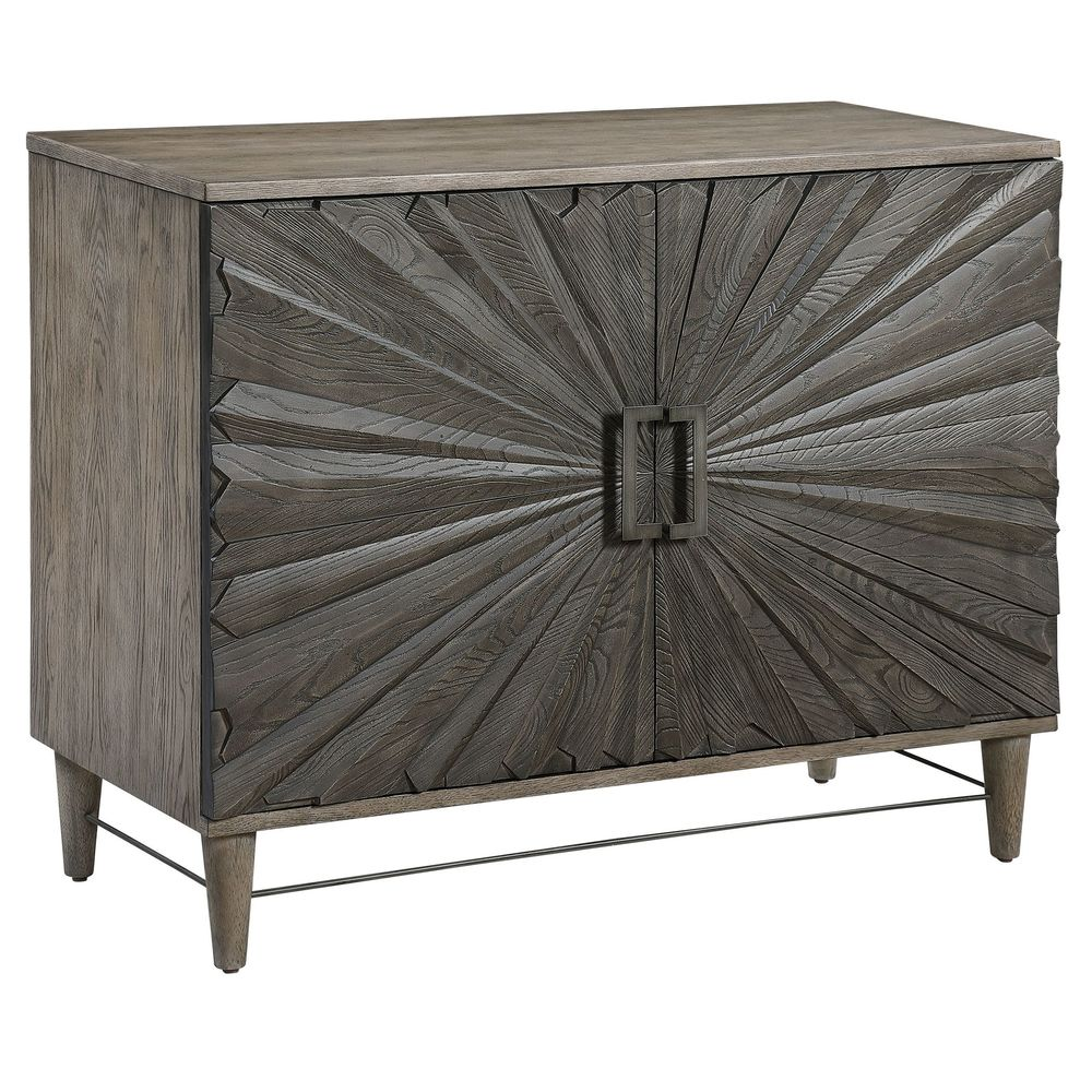 Uttermost Company - Shield Two Door Cabinet