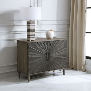 Thumbnail of Uttermost Company - Shield Two Door Cabinet