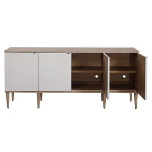 Thumbnail of Uttermost Company - Tightrope Four Door Cabinet