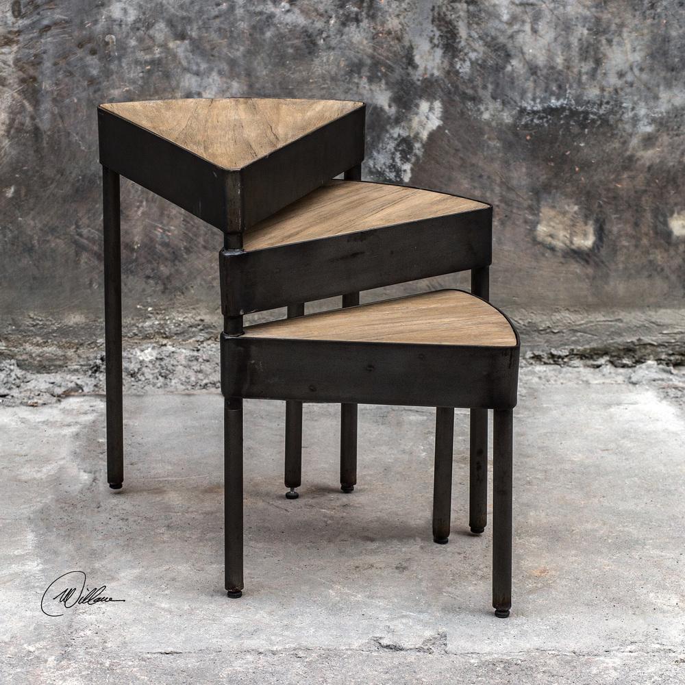 Uttermost Company - Akito Nesting Table