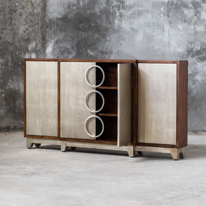 Thumbnail of Uttermost Company - Jacinta Modern Console Cabinet