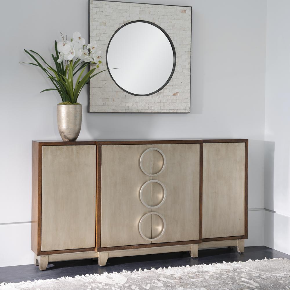Uttermost Company - Jacinta Modern Console Cabinet