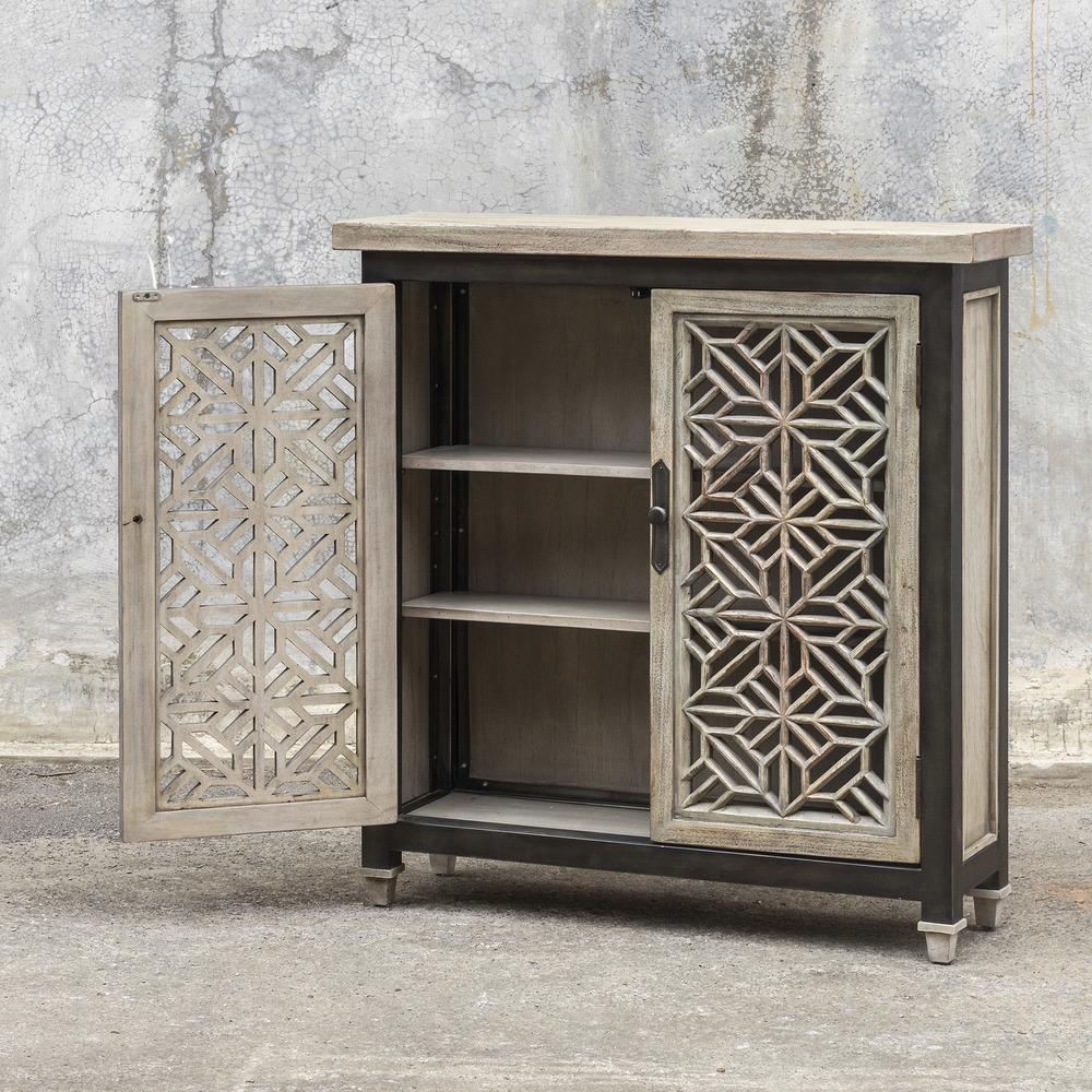 Uttermost Company - Branwen Two Door Cabinet