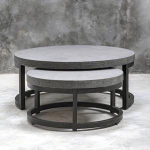 Thumbnail of Uttermost Company - Aiyara Nesting Tables, Set/2