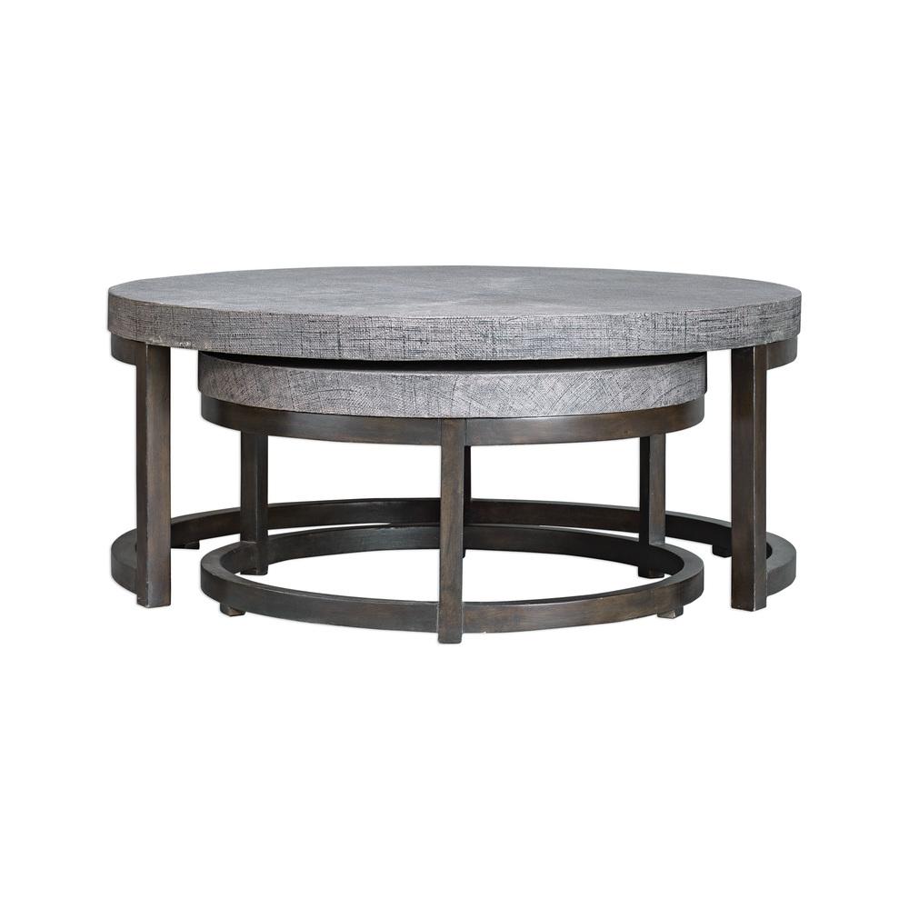 Uttermost Company - Aiyara Nesting Tables, Set/2