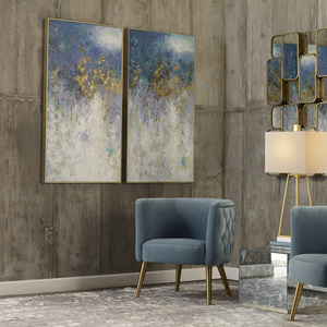 Thumbnail of Uttermost Company - Floating Hand Painted Canvas