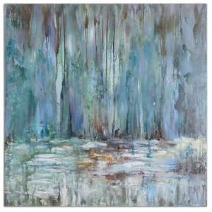 Thumbnail of Uttermost Company - Blue Waterfall Art