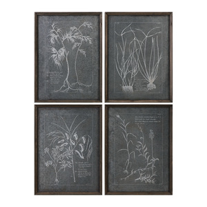 Thumbnail of Uttermost Company - Root Study Framed Prints, Set/4