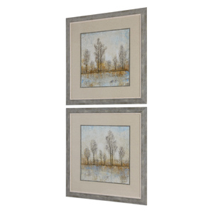 Thumbnail of Uttermost Company - Quiet Nature Framed Prints, Set/2