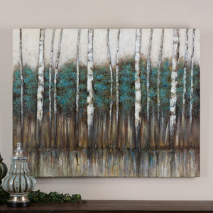 Thumbnail of Uttermost Company - Edge of the Forest Hand Painted Canvas