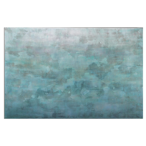 Thumbnail of Uttermost Company - Frosted Landscape Hand Painted Canvas