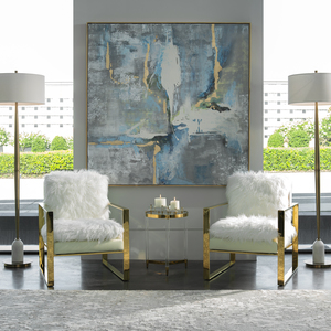 Thumbnail of Uttermost Company - Meditation Hand Painted Canvas