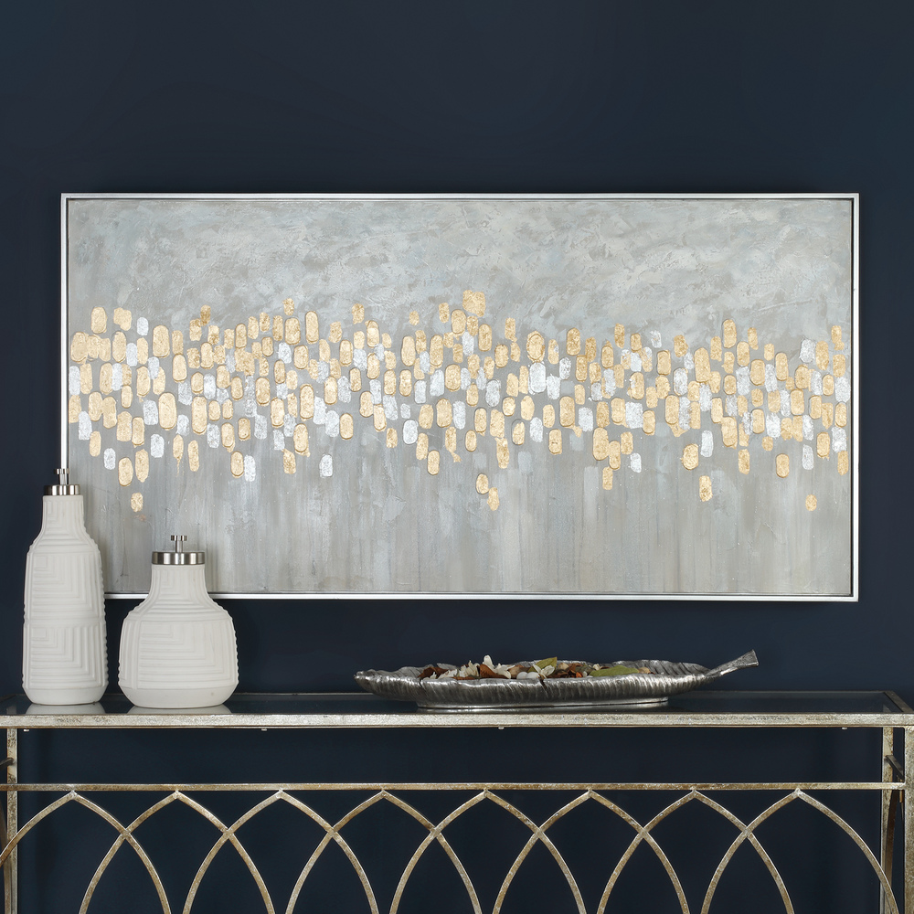 Uttermost Company - Parade Hand Painted Canvas