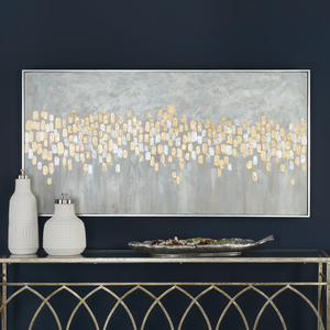Thumbnail of Uttermost Company - Parade Hand Painted Canvas