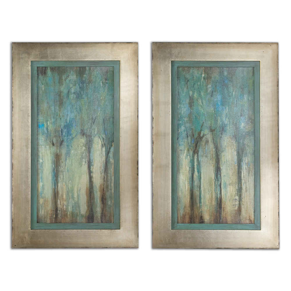 Uttermost Company - Whispering Wind Oil Reproductions, Set/2