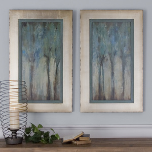 Thumbnail of Uttermost Company - Whispering Wind Oil Reproductions, Set/2