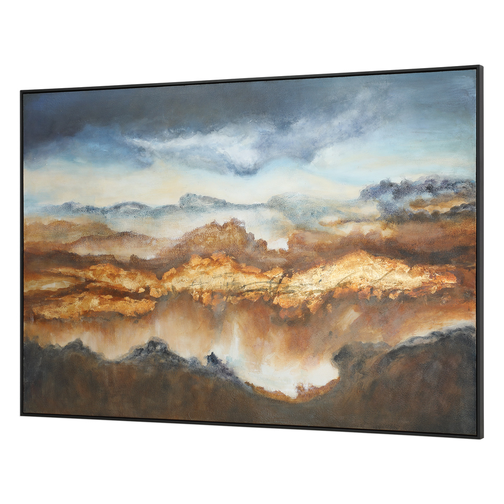 Uttermost Company - Valley of Light Hand Painted Canvas
