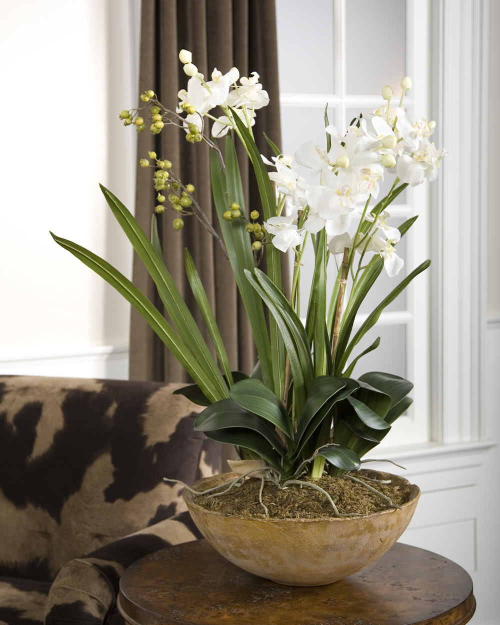 Uttermost Company - Moth Orchid Planter
