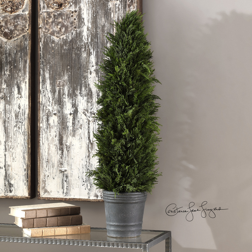 Uttermost Company - Cypress Cone Topiary
