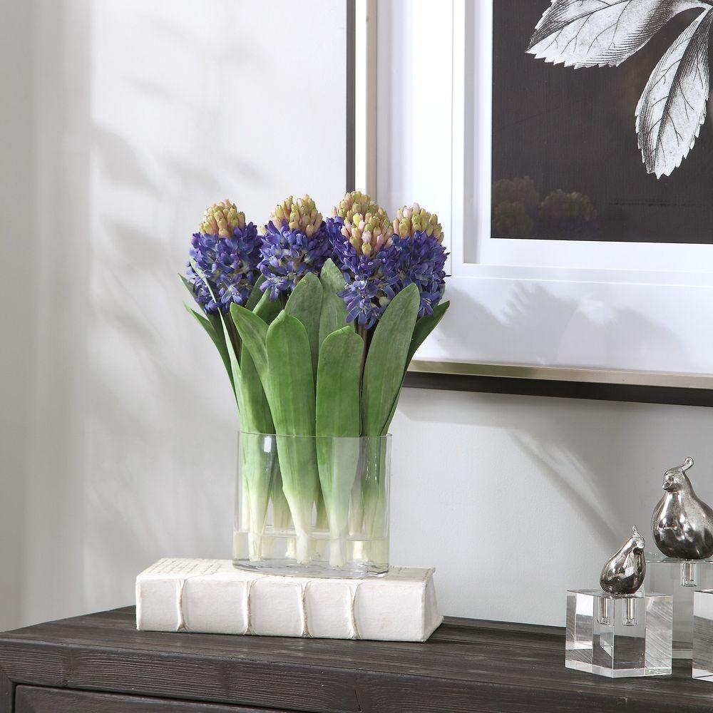 Uttermost Company - Etta Hyacinth Bouquet