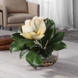 Thumbnail of Uttermost Company - Celia Silk Magnolia Accent