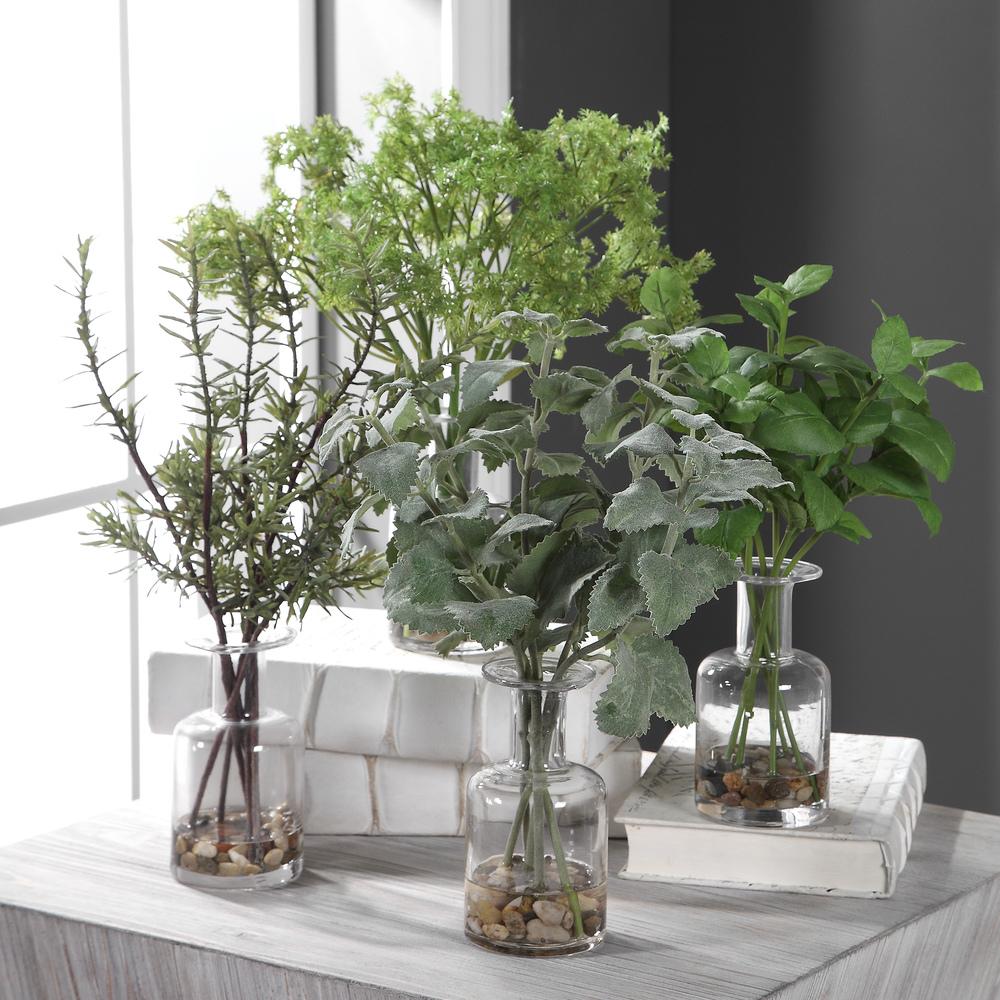 Uttermost Company - Ceci Kitchen Herbs, Set/4