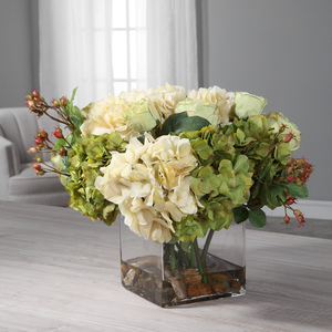 Thumbnail of Uttermost Company - Cecily Hydrangea Bouquet