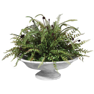 Thumbnail of Uttermost Company - Mabry Fern Centerpiece
