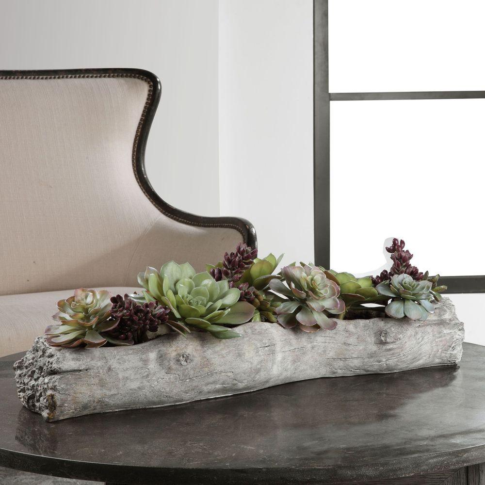 Uttermost Company - Charita Succulents